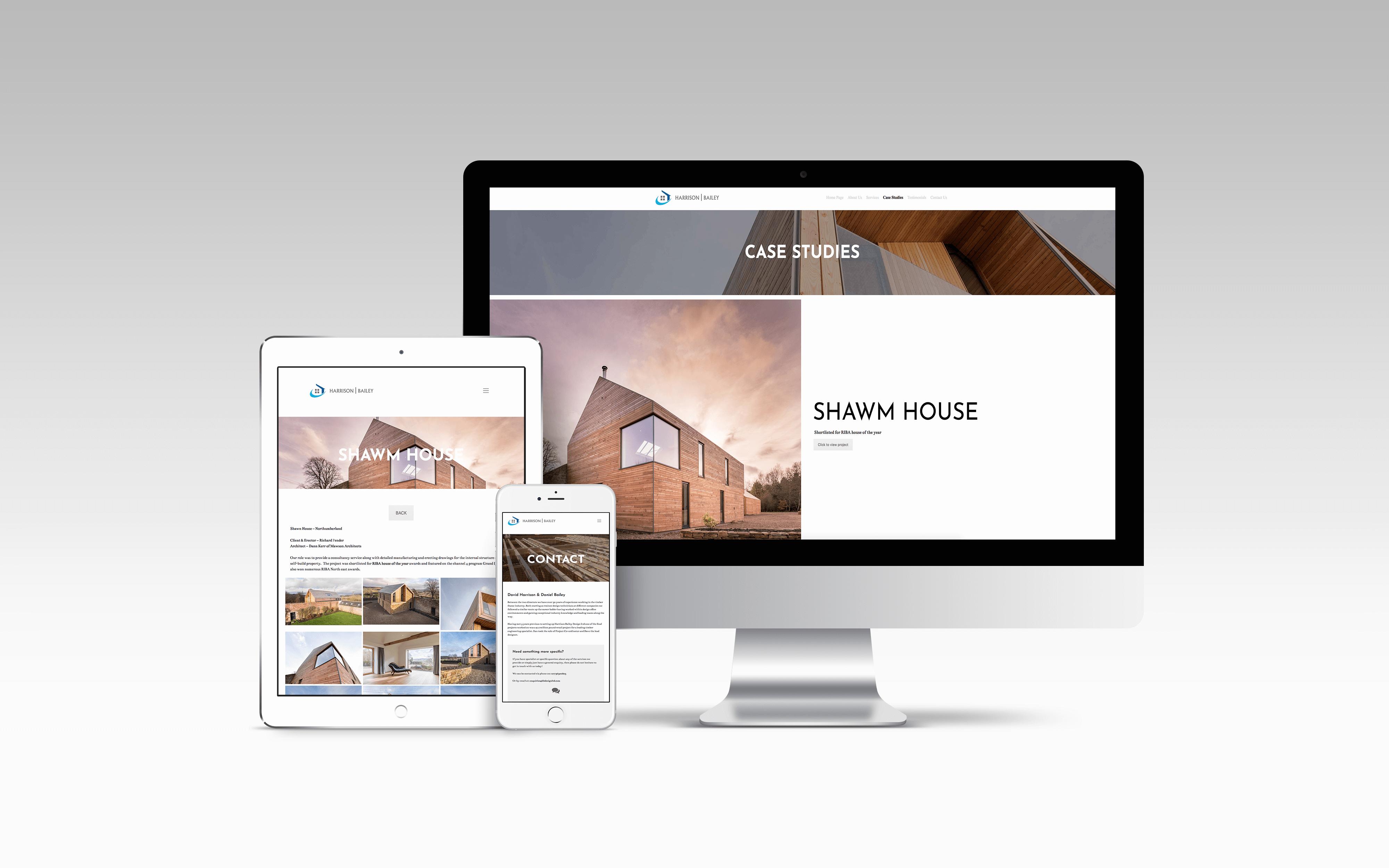 HB Website Design